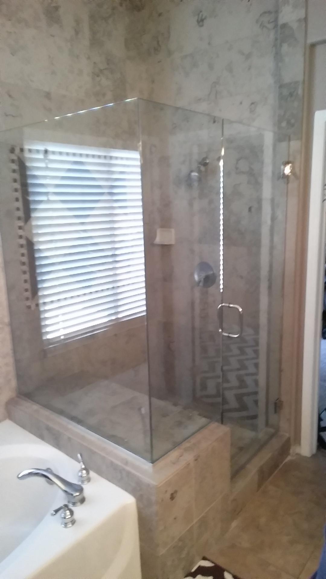 Shower Doors Precision Glass Mirror