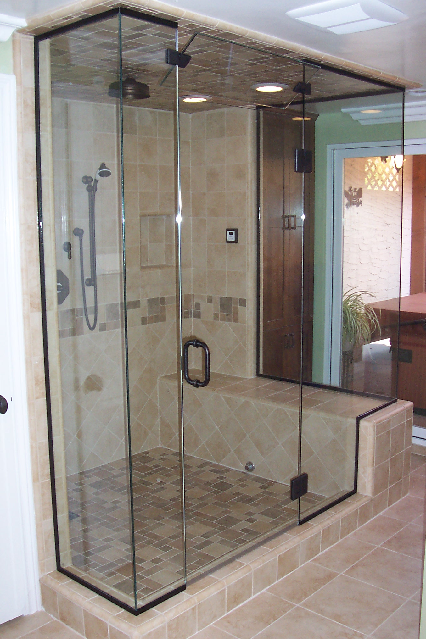 Custom Glass and Windows - Precision Glass & Mirror