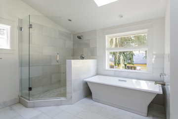 precision_glass-and-mirror-Enhance Your Bathroom -Add-Frameless -Glass -Shower- Doors-blog-post-image.jpg